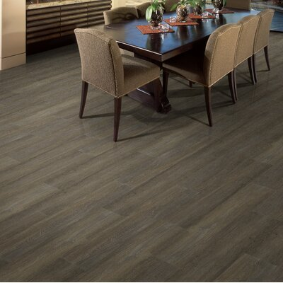 Triversa 7.13 x 48 x 8mm Luxury Vinyl Plank in Millenium Oak Buckhorn