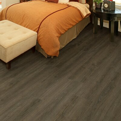 Triversa 7.13 x 48 x 8mm Luxury Vinyl Plank in Oakcrest Latte