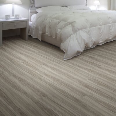 Triversa 7.13 x 48 x 8mm Luxury Vinyl Plank in Elmwood Greige