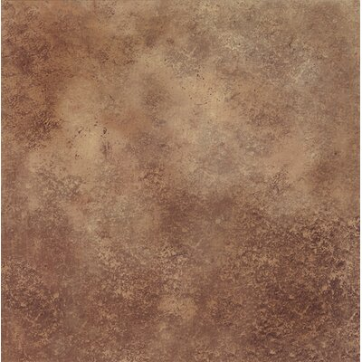 Duraceramic Terano 16 x 16 x 4.06mm Luxury Vinyl Tile in Brown