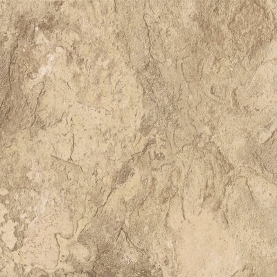 DuraCeramic Sierra Slate 16 x 16 x 4.06mm Luxury Vinyl Tile in Golden Greige
