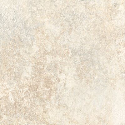 DuraCeramic Rapolano 16 x 16 x 4.06mm Luxury Vinyl Tile in Taffeta White