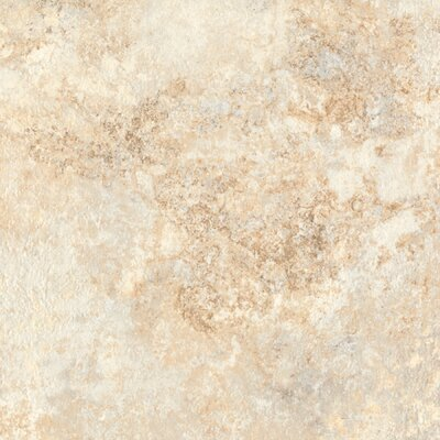 DuraCeramic Rapolano 16 x 16 x 4.06mm Luxury Vinyl Tile in Shoreline Mist
