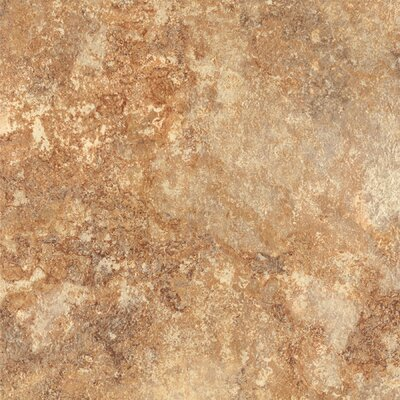 DuraCeramic Rapolano 16 x 16 x 4.06mm Luxury Vinyl Tile in LeMans Sunset