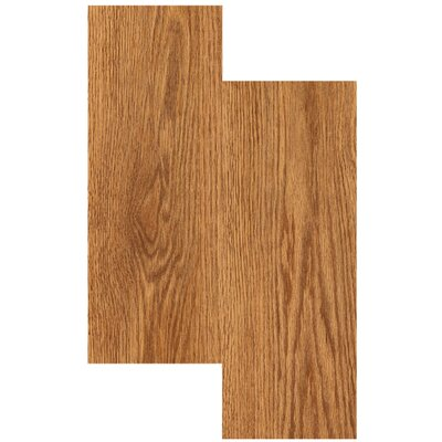 Endurance 6 x 36 x 2mm Luxury Vinyl Plank in Golden Oak