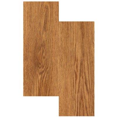 Endurance 6 x 36 x 2mm Luxury Vinyl Plank in Golden Oak