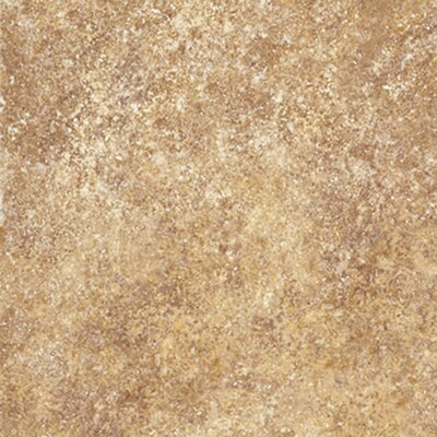 Ovations Stone Ford 14 x 14 x 3.56mm Luxury Vinyl Tile in Golden Clay