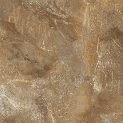 DuraCeramic Village Slate 16 x 16 x 4.06mm Luxury Vinyl Tile in Tiger Eye