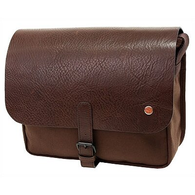 Sheridan Small Messenger Bag with Leather Flap