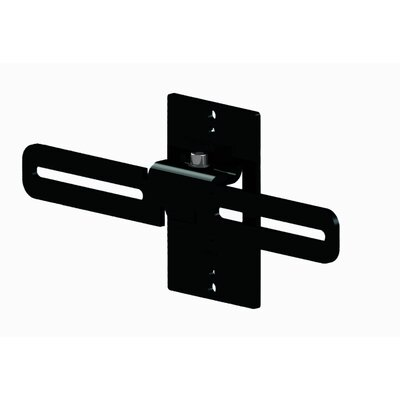 Universal Center Channel Mount Color: Black