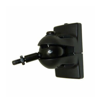 Universal Speaker Wall Mount in Black