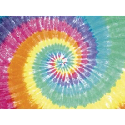 Fun Time Colorburst Kids Rug Rug Size: 17 x 25