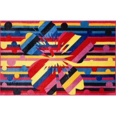 Supreme Psuedio Area Rug Rug Size: 33 x 410