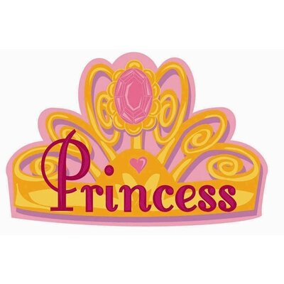 Supreme Pretty Princess Area Rug Rug Size: Novelty 27 x 311