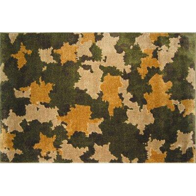 Supreme Camouflage Area Rug Rug Size: 33 x 410