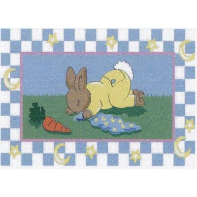 Jade Reynolds Nap Time Baby Kids Rug Rug Size: Rectangle 33 x 410