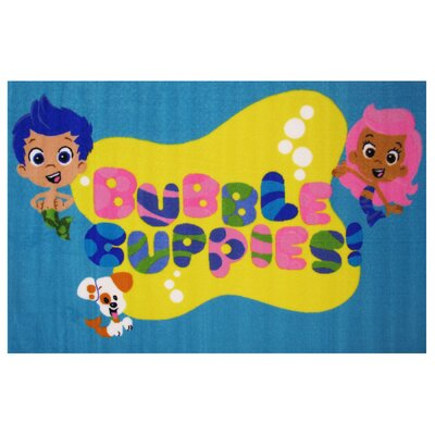 Bubble Guppies Area Rug