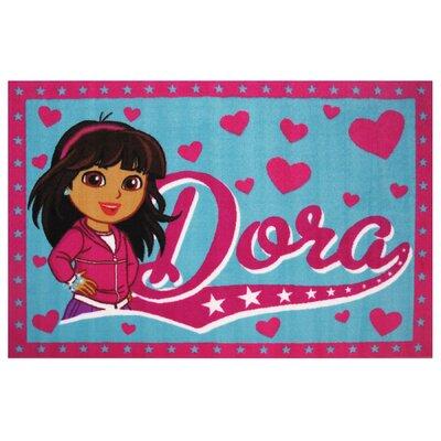 Dora Area Rug Rug Size: 425 x 625