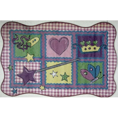 Supreme Fairy Quilt Area Rug Rug Size: 33 x 410