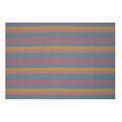 Fun Time Pastel Delicate Kids Rug Rug Size: 17 x 25