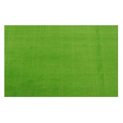 LA Kids Green Area Rug Rug Size: 43 x 66