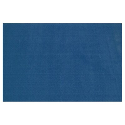 LA Kids Blue Area Rug Rug Size: 43 x 66