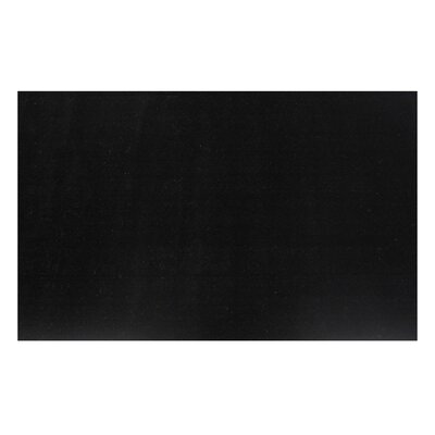 LA Kids Black Area Rug Rug Size: 33 x 410