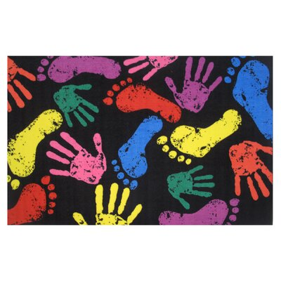 Fun Time Impressions Kids Rug Rug Size: 33 x 410