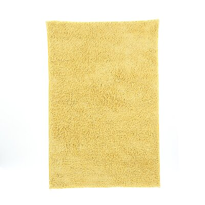 Fun Shags Yellow Area Rug Rug Size: 33 x 410
