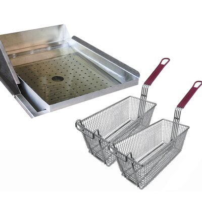 Deep Fryer Accessories Helper Set BBQ09902