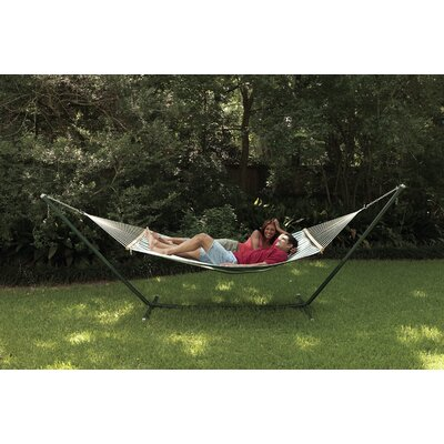 Sunset Bay PVC Hammock with Stand
