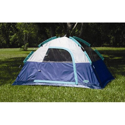 Riverstone Dome Tent in Legion Blue / Storm Gray / Wasabi