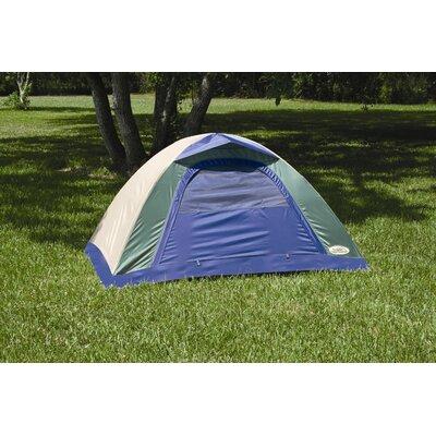 Brookwood Internal Frame Tent in Legion Blue / Gray Sand / Wasabi