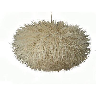 Urchin 1-Light Globe Pendant Size: 15 H x 35 W x 35 D