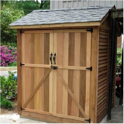 6 Foot Wide Storage Sheds That Make Your Garden Look Cool