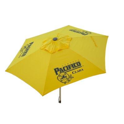 8.5 Pacifico Beer Push-Up Market Umbrella