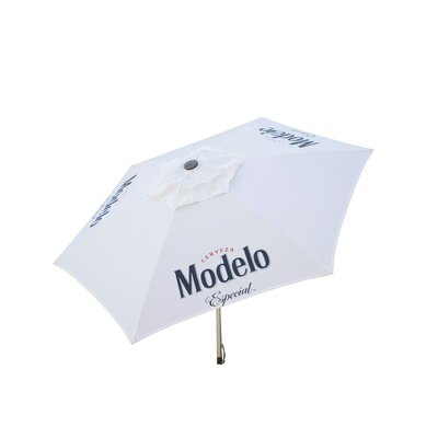 8.5 Modelo Especial Beer Push-Up Market Umbrella