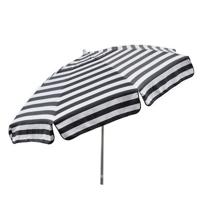 Destination Gear 7.5 ft Italian Stripe Patio Umbrella