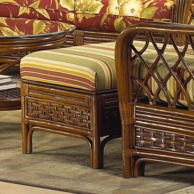 Coco Cay Ottoman Upholstery: 924