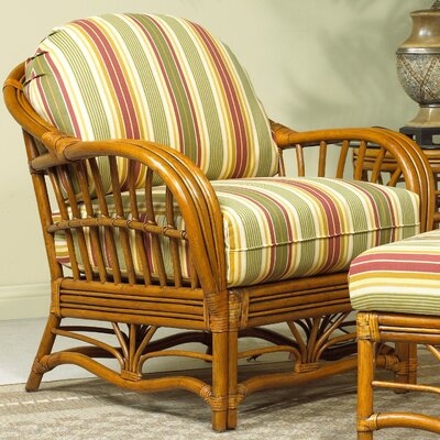 Antigua Deep Arm Chair  Upholstery: 685