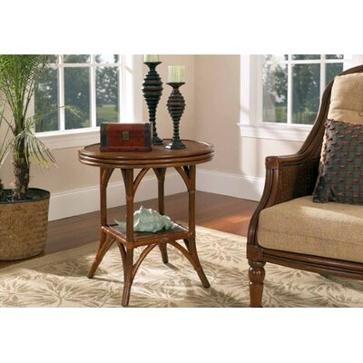 Regency End Table Finish: Urban Mahogany