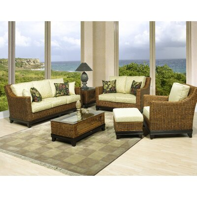 Biscayne Sofa with Cushions Upholstery: 663