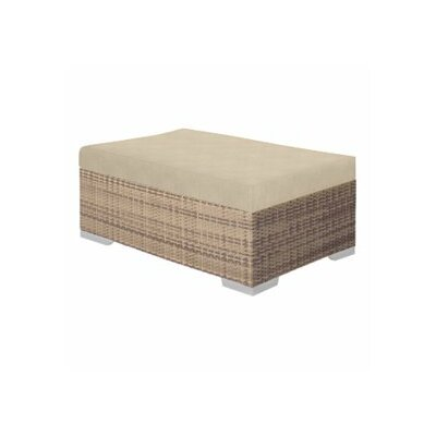 Arzo Ottoman with Cushion