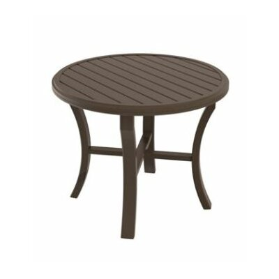 Banchetto Dining Table Finish: Woodland, Table Size: 42