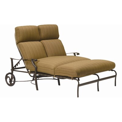 Buy Double Reclining Chaise Lounge Cushion Product Photo