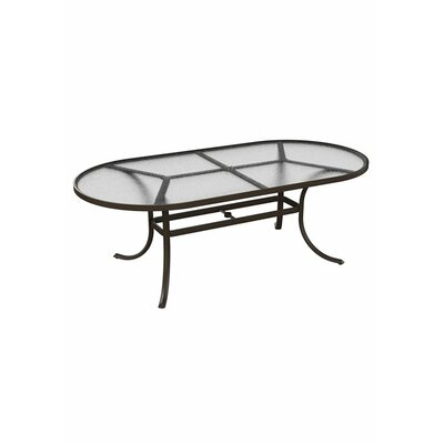 Umbrella Dining Table Finish: Greco
