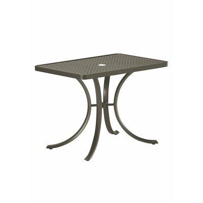 Boulevard Dining Table Finish: Mocha