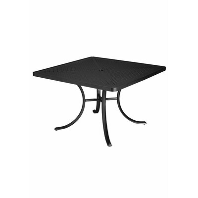 Boulevard Dining Table Finish: Obsidian