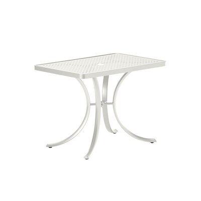 Boulevard Dining Table Finish: Shell