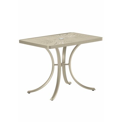 LaStratta Dining Table Finish: Sonora